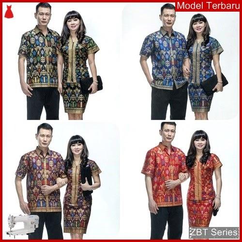 ZBT08509 Kebaya Batik Couple Santika Pendek Online BMGShop