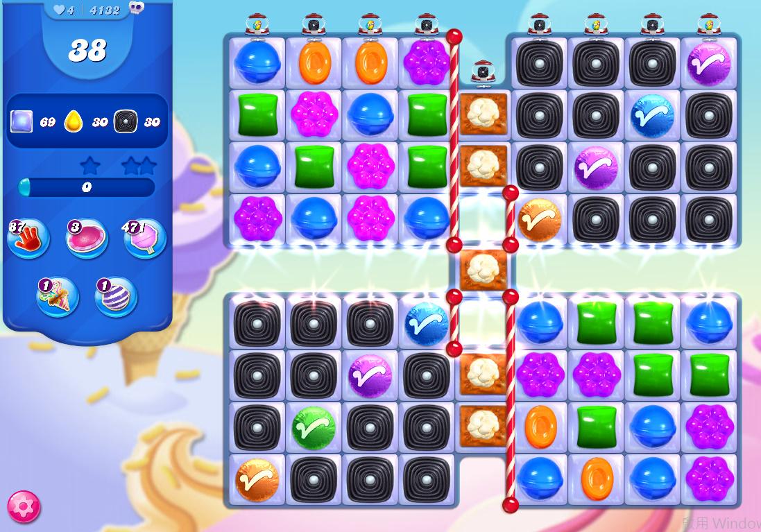 Candy Crush Saga level 4132