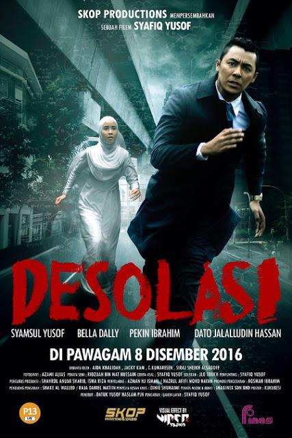 Desolasi (2016) HDTV 1080p Engsub