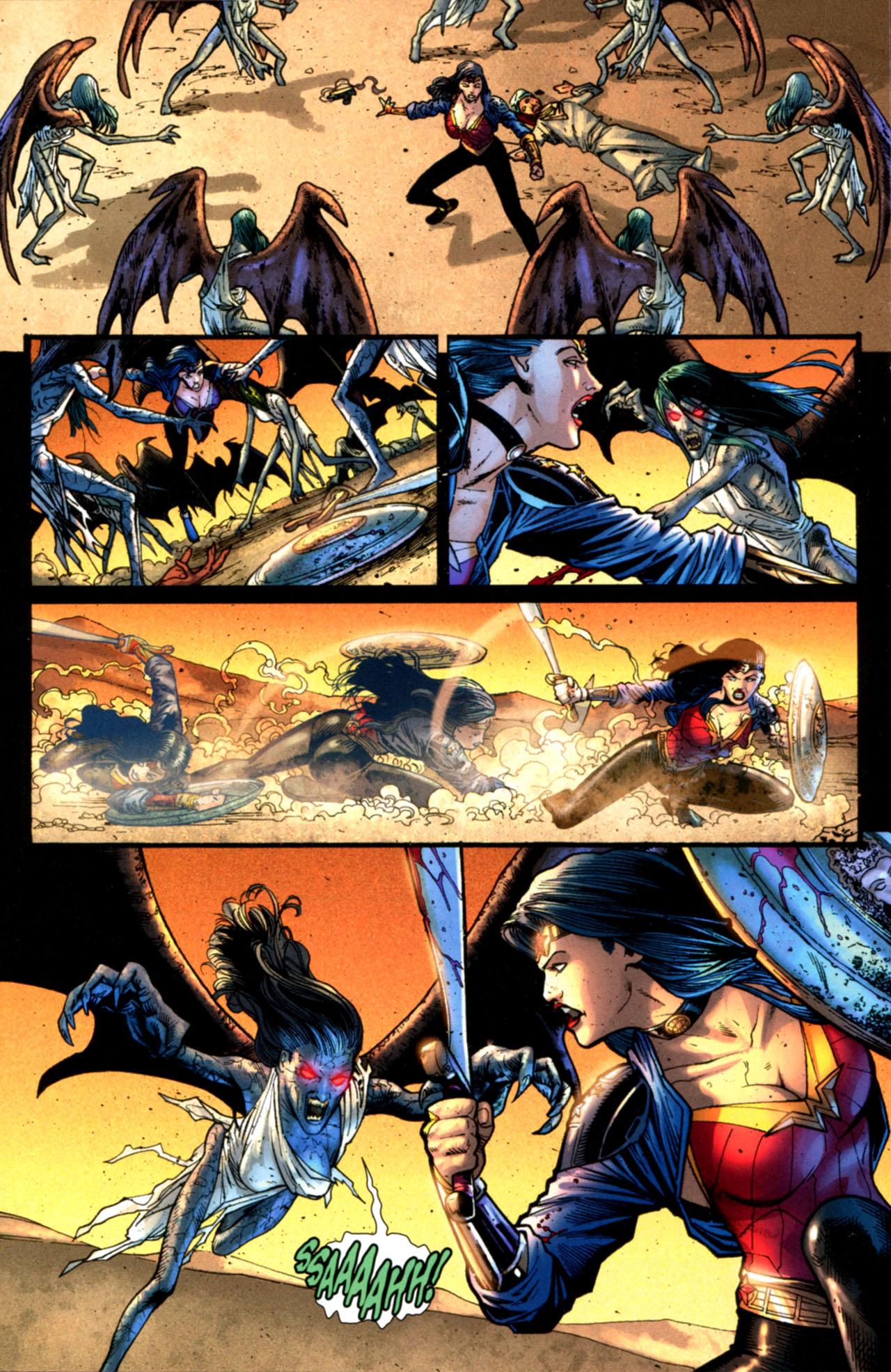 Read online Wonder Woman (2006) comic -  Issue #603 - 7
