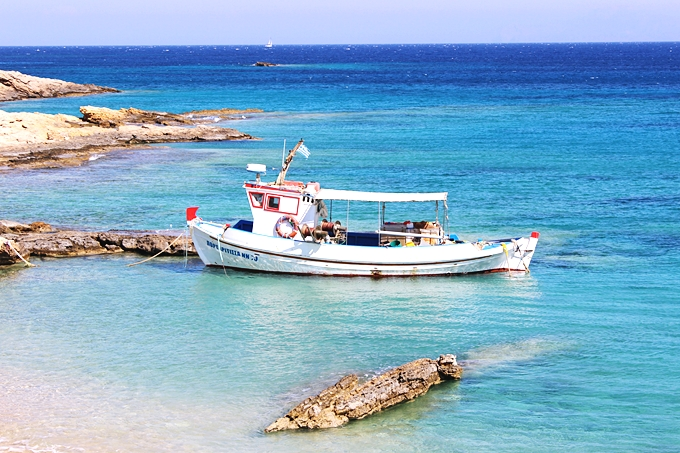 most beautiful Koufonisia island photos