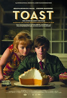 "Plakat filmowy ""Tosta"""