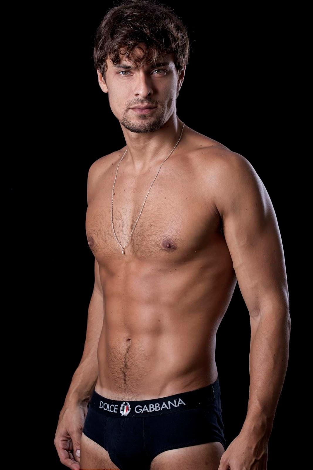 Nude Brazilian Male Models