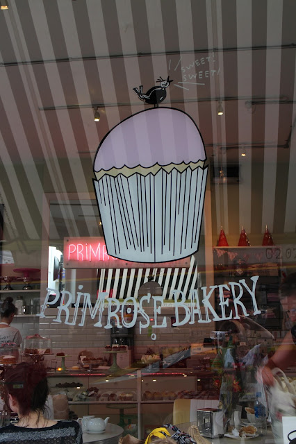 Primrose-Bakery, londres, Covent-Garden