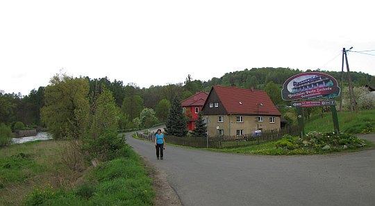 Siedlęcin (niem. Boberröhsdorf).