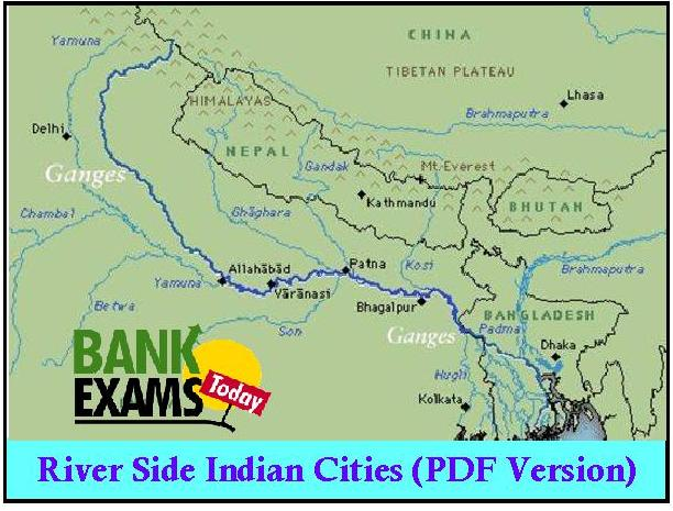Rivers In India Pdf