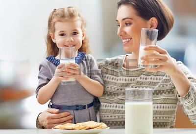 Hay que tomar leche