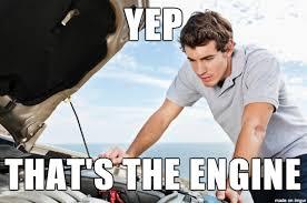Engine Meme