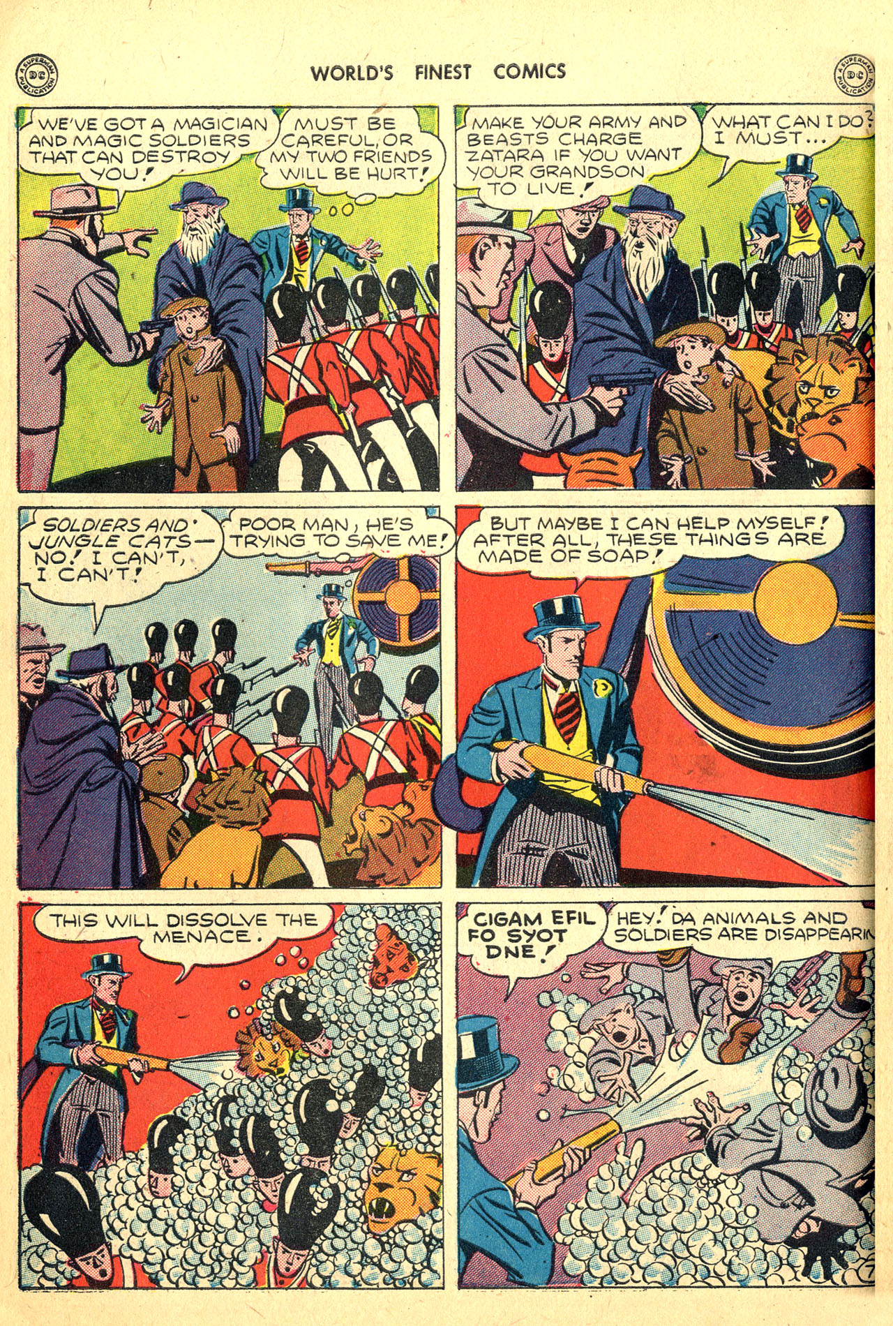 Read online World's Finest Comics comic -  Issue #18 - 32