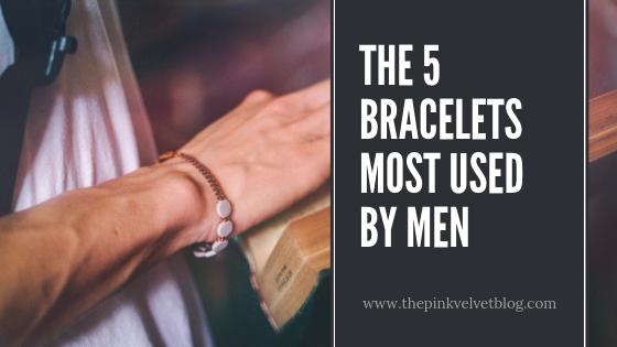 5 Bracelets Most Used By Men