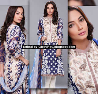 Charizma Fancy Chiffon Dresses Eid Collection 2015