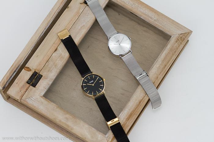 Influencer blogger Embajadora relojes Cluse Watches Sorteo mundial de un reloj