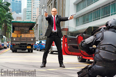 Hitman Agent 47 2015 Movie Hindi Dual Audio 480p Bluray 400mb