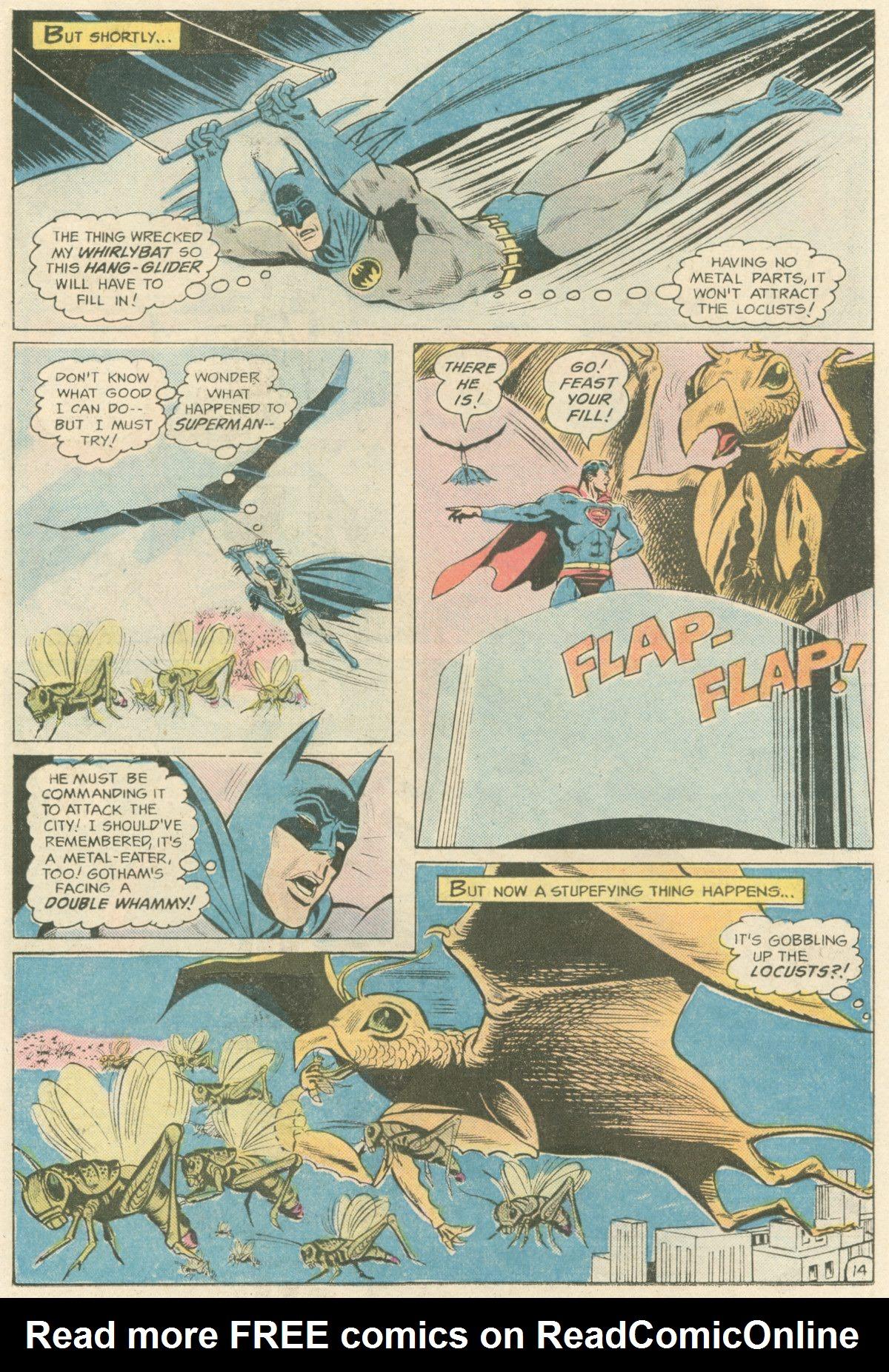 Read online World's Finest Comics comic -  Issue #237 - 26