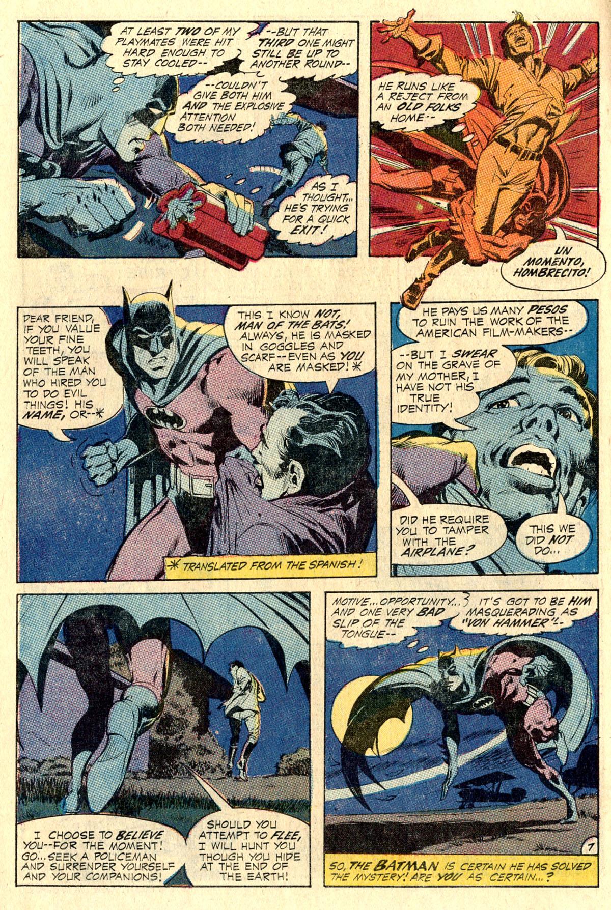 Detective Comics (1937) 404 Page 9