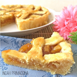 apple pie, resep apple pie, apel