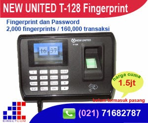 FINGERPRINT NEW UNITED T128