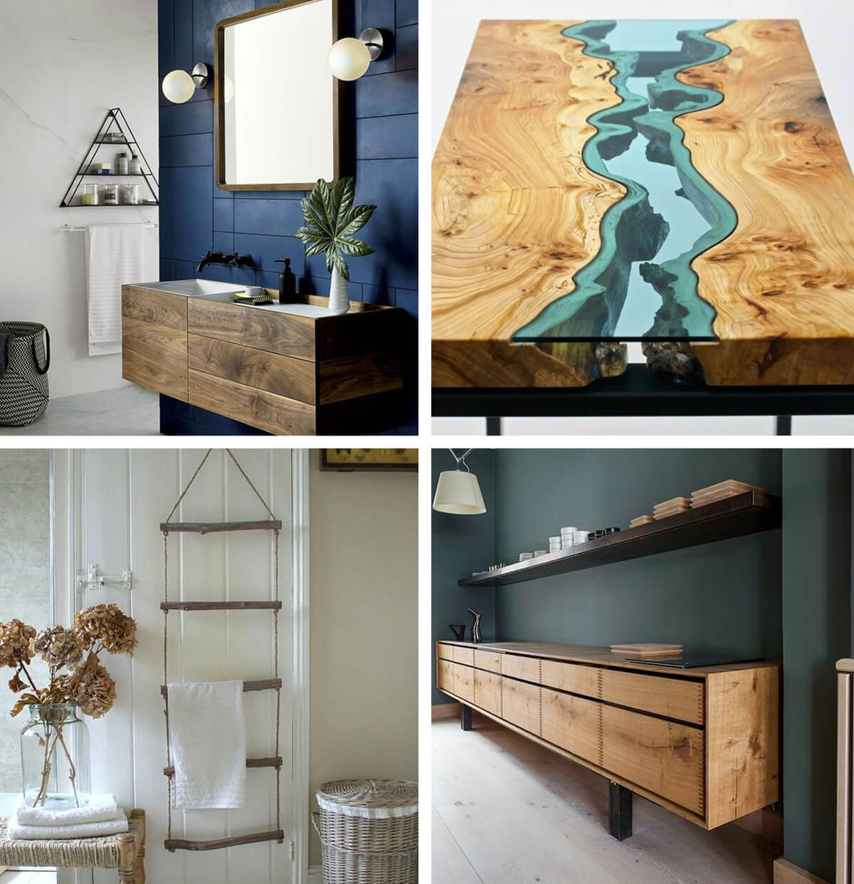 Instead Of Faux Interiors Such As Plastic Marble And Copper We Are Gravitating More Towards Raw Natural Materials Wood