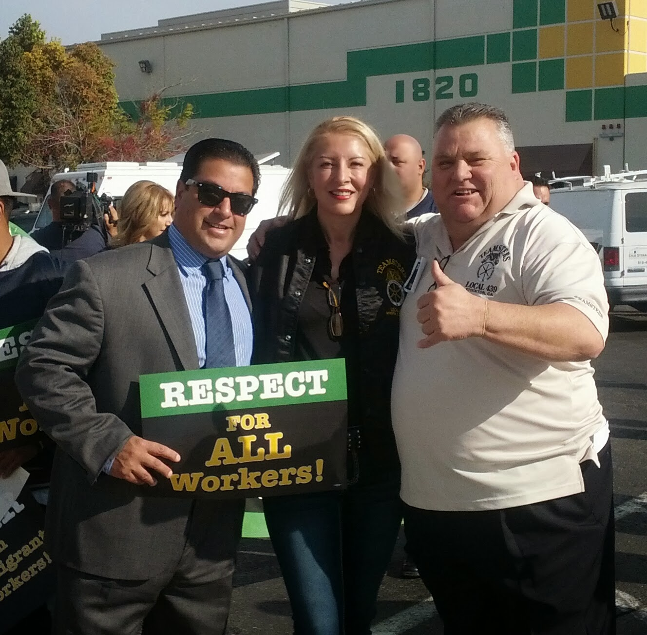 Teamster Nation: Taylor Farms workers demand respect and a