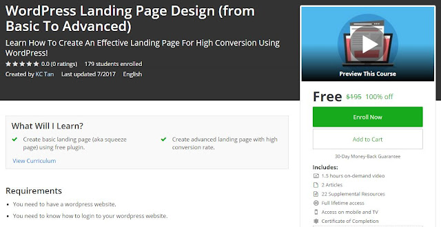 WordPress-Landing-Page-Design-(from-Basic-To-Advanced)