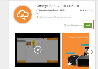instal aplikasi kasir online omegasoft