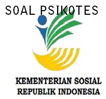 Contoh Soal Tes Kementerian Sosial Tenaga Pendamping dll Gratis