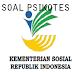 Contoh Soal Tes Kementerian Sosial Tenaga Pendamping tahun 2018 Gratis