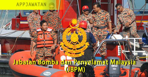 Jabatan Bomba dan Penyelamat Malaysia (JBPM)