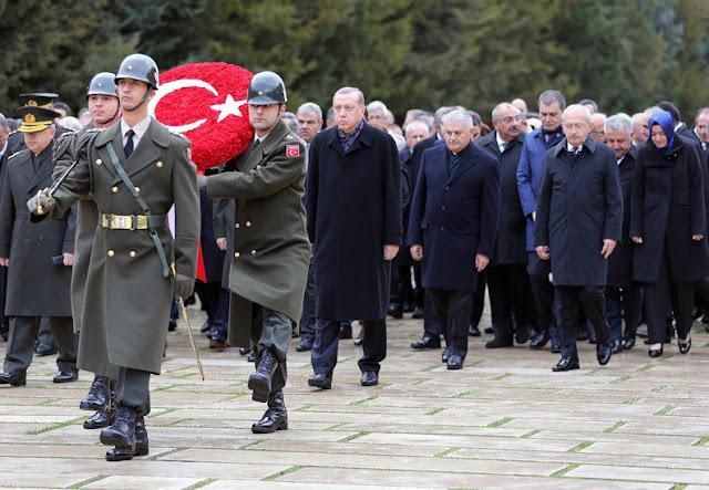 Καταργούν τη θέση… του πρωθυπουργού τώρα στην Τουρκία!