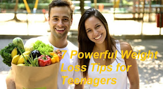 7 Powerful Weight Loss Tips for Teenagers