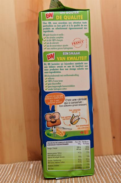 BN Duo - BN - United Biscuits - Dessert - Breakfast - Biscuit - Cacao - Vanille - Oreo - Cocoa - Vanilla - Goûter - BN Duo review - BN Duo avis