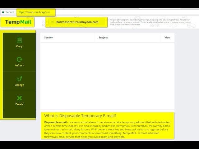 Temp Mail Solution Of Emails ! Free Email Generator ! Facebook Registrable 100 % Working Free Email GeneratorAur, Banate, Bina, Email, email kaise banaye, fb id kaise banaye fake mail se, Hai, hindi, Janiye, Kaise, Ke, Kisi, Me, Mobile, No, no verification, Process, temp mail, Temporary, verification, without mobile no