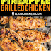 Honey Pineapple Grilled Chicken