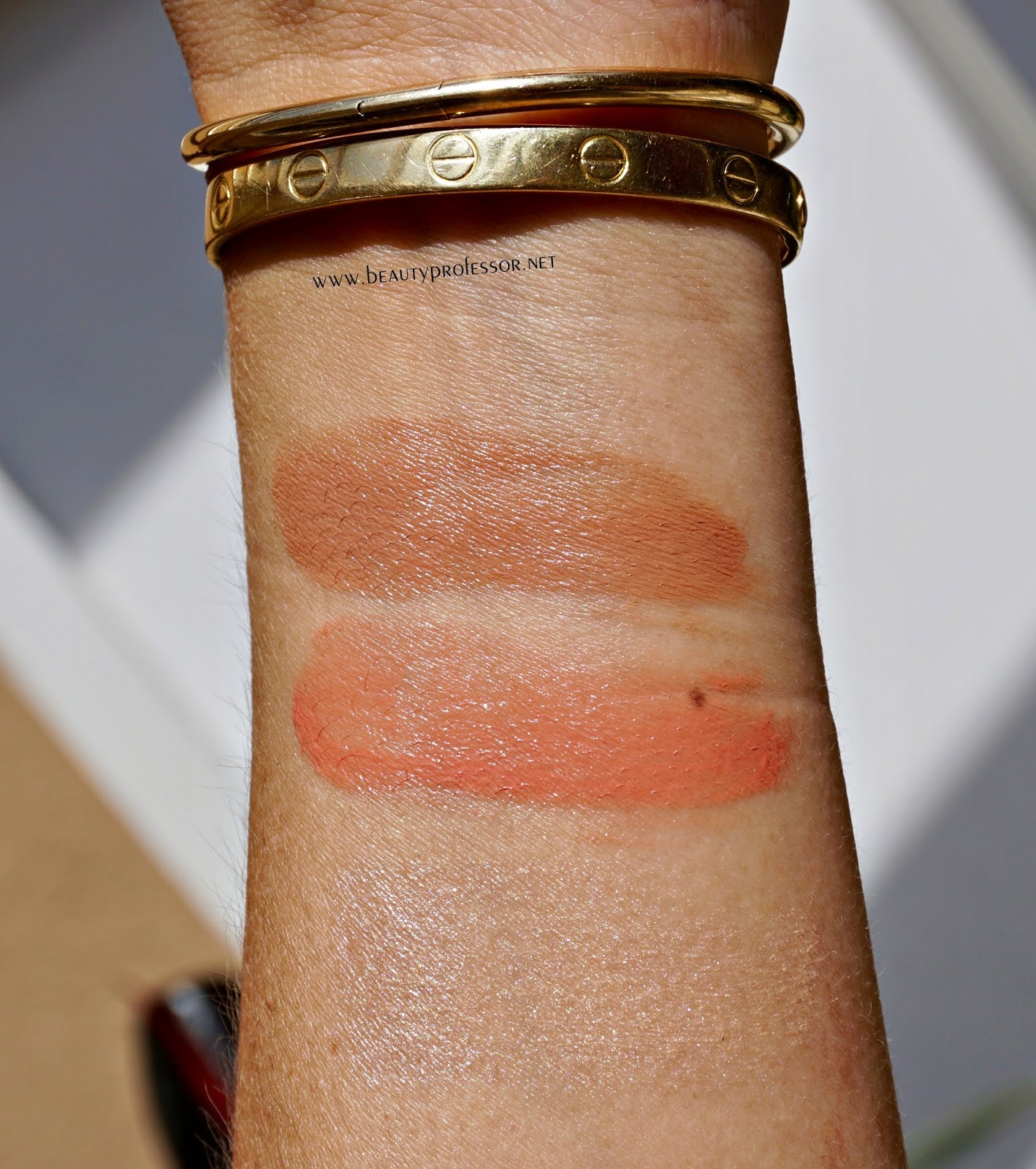suqqu summer 2018 collection swatches