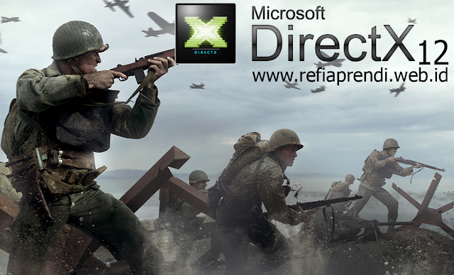 Directx 12 (All Windows) Offline Installer