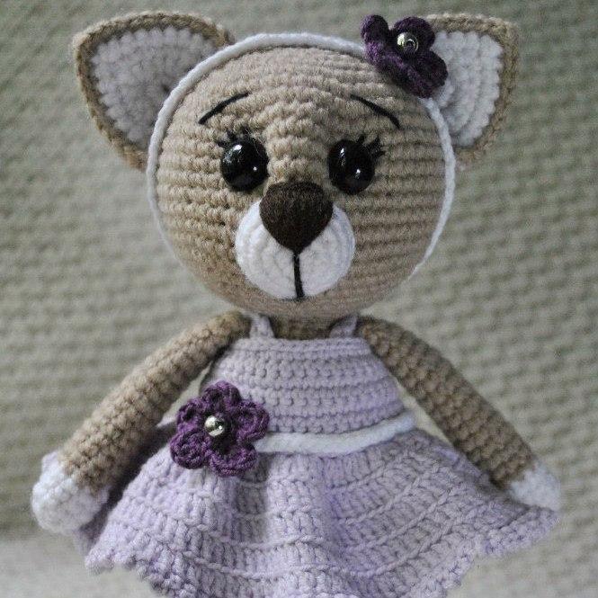 Ballerina cat doll crochet pattern | Crochet patterns, Crochet ... | 665x665