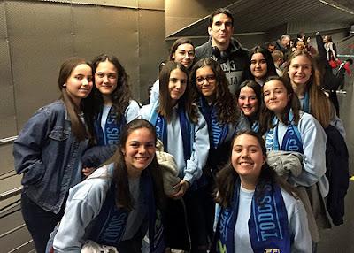 Baloncesto Aranjuez Carlos Suárez