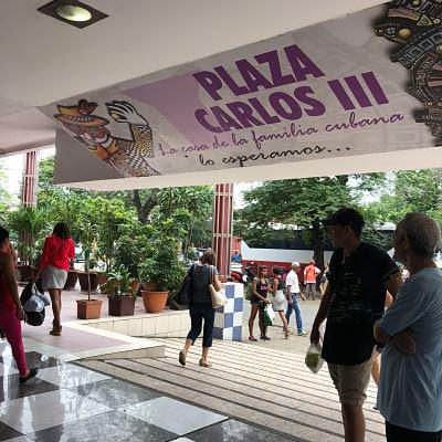 Mercado de Carlos III. La Habana