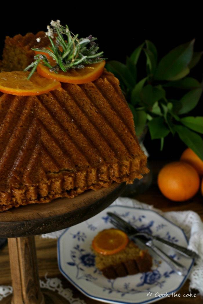 candied-orange-bundt-cake, bizcocho-de-naranja-y-aceite-de-oliva, romero-azucarado, glazed-rosemary