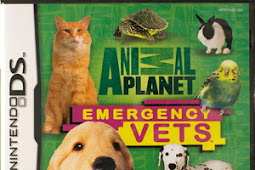 ROM Animal Planet Emergency Vets (EU) NDS