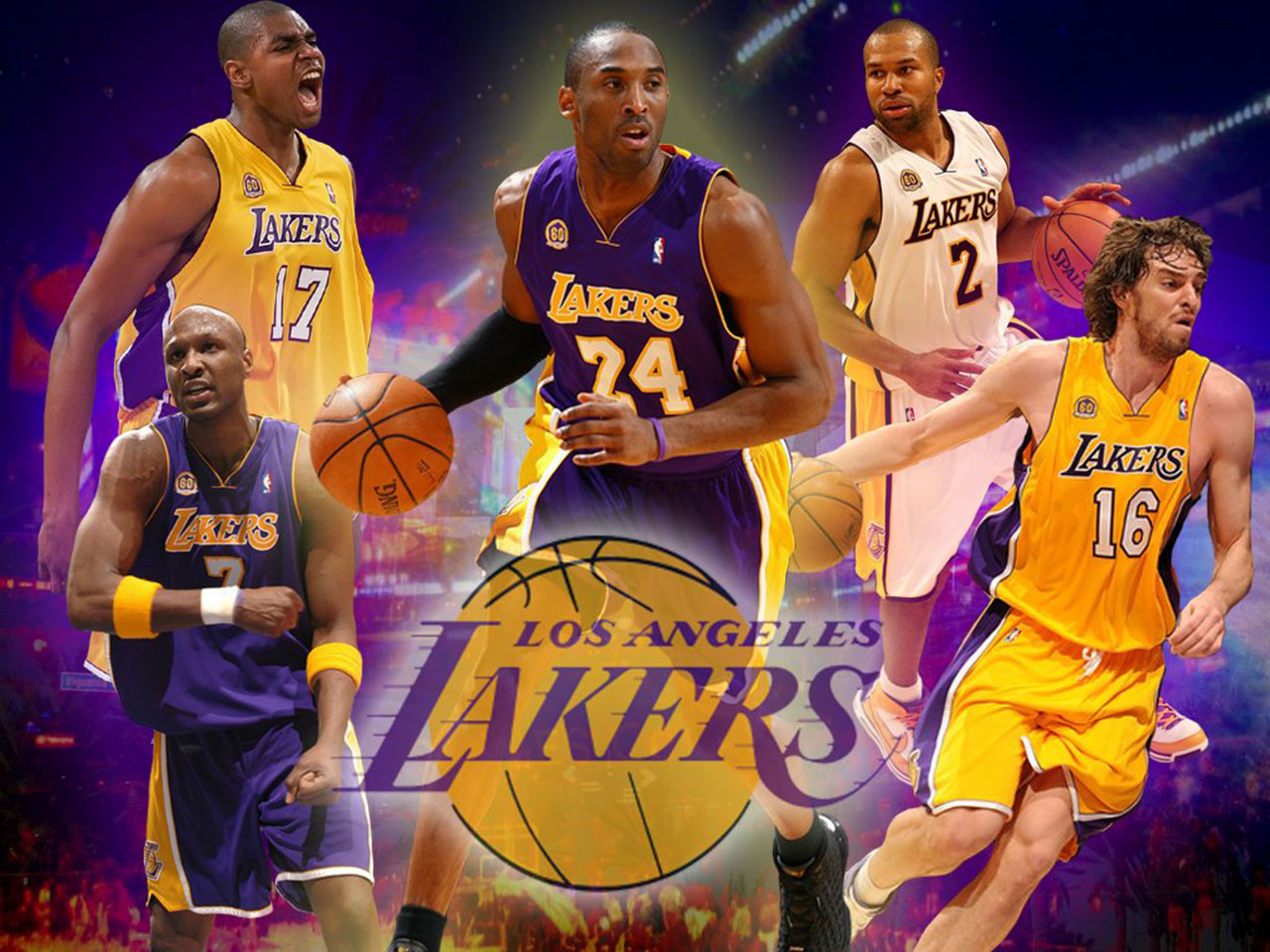 World Sports Hd Wallpapers Los Angeles Lakers Hd Wallpapers