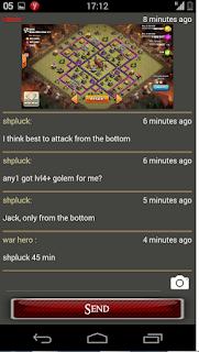 Aplikasi Gratis Dan Berguna Untuk Pemain Game Clash of Clans Di Smartphone Android