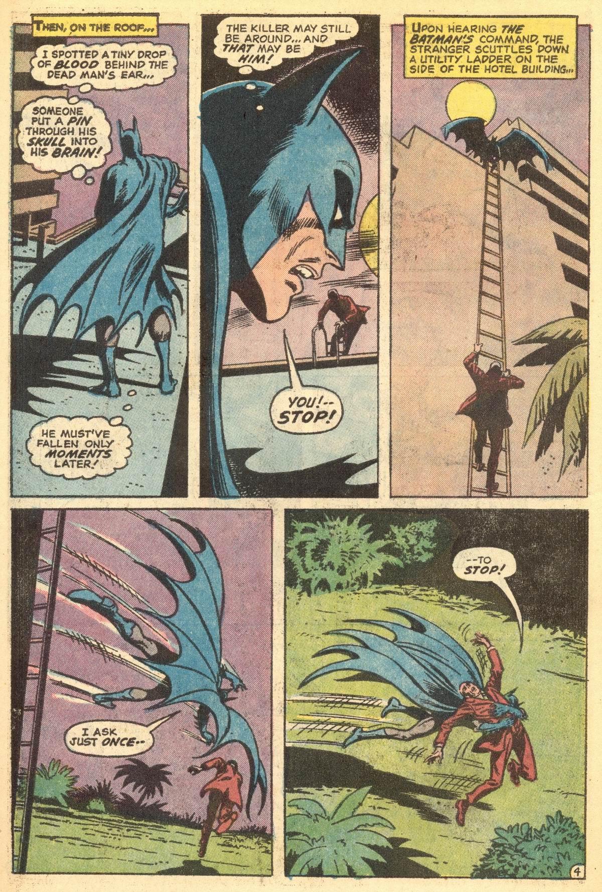 Detective Comics (1937) 431 Page 5