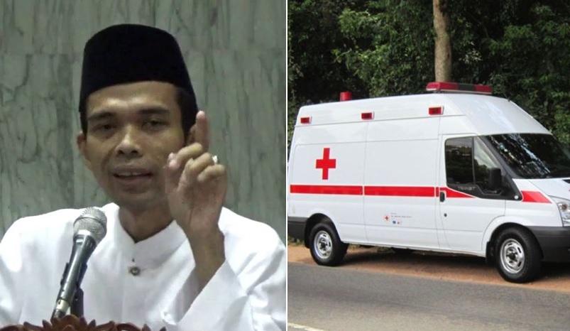 Ustadz Abdul Somad - Ambulance