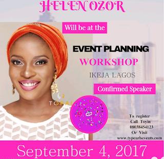 Helen Ozor : Social media expert ( Helen events blog)