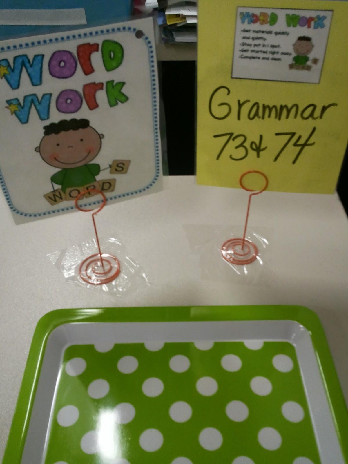 3rd Grade Adventures Word Work