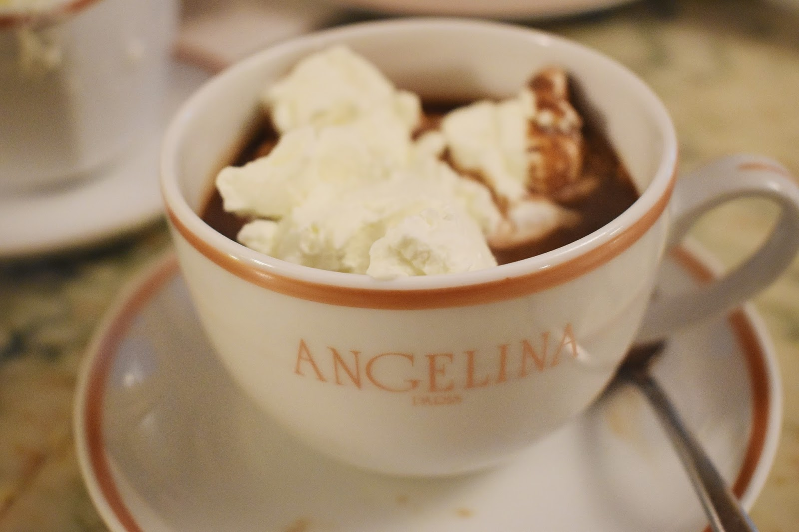 Angelina: The Best Hot Chocolate in Paris - Diary of an Expat Girl