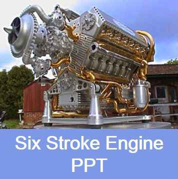 Six Stroke Engine PPT