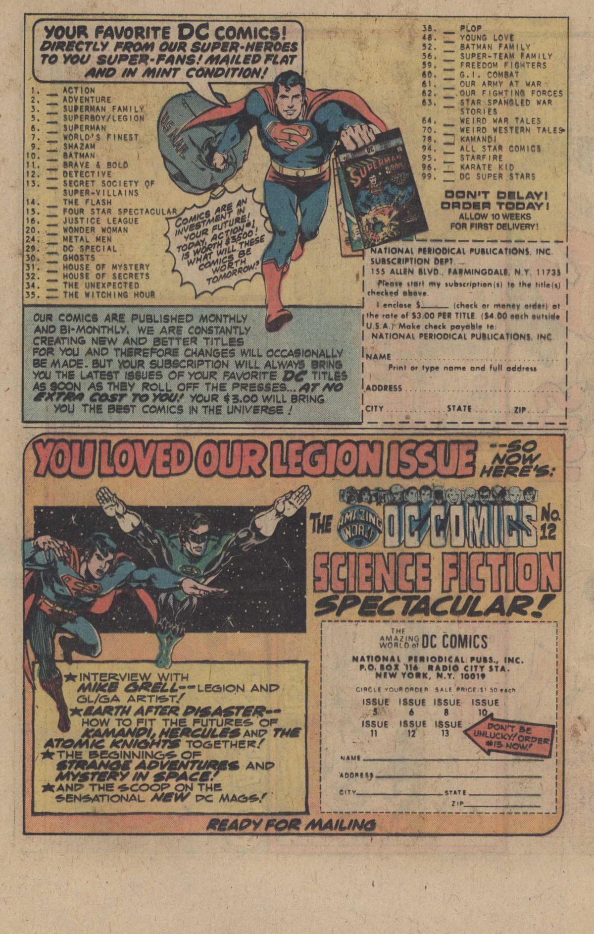 Read online All-Star Comics comic -  Issue #63 - 19