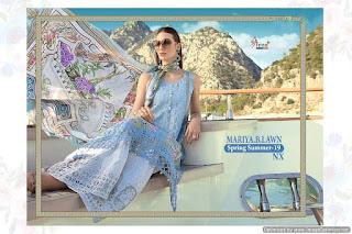 Shree Fab Mariya b lawn Spring Summer 19 nx Pakistani Suits